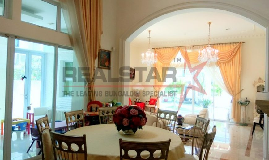 Exquisite Victorian Style Semi-Detached @ Lucky Estate