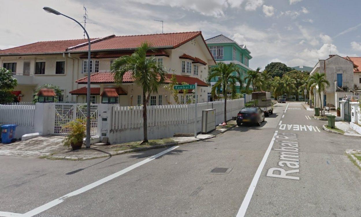 Katong Locale – Corner Terrace for Rebuild