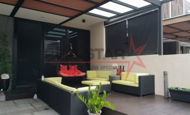Kembangan Terrace – Full Glass Lift & Attic – Open Space!