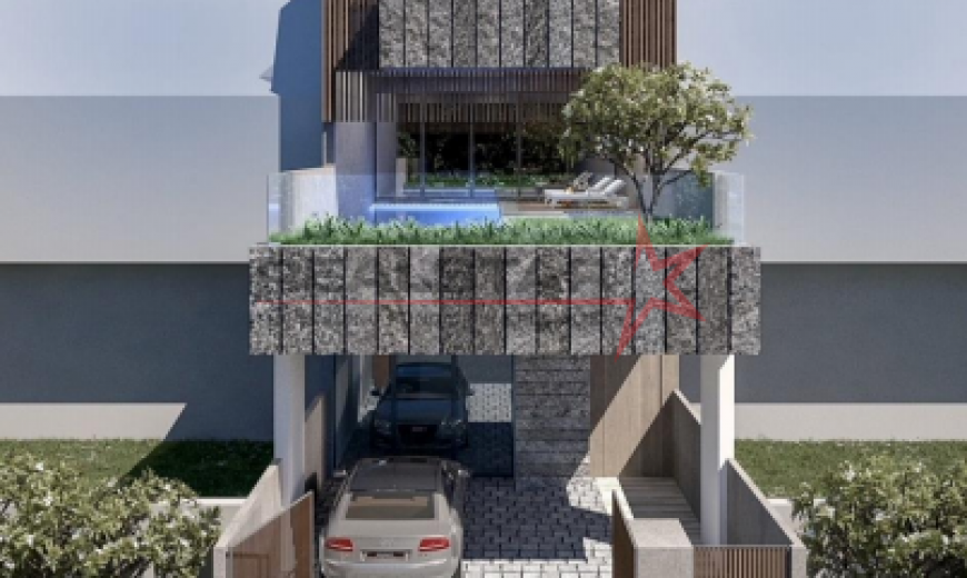 Brand New Terrace @ Seletar Hills Estate