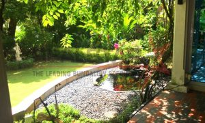 BUNGALOW @  BINJAI GCBA  – Huge Rooms, Large Garden, Expat Enclave