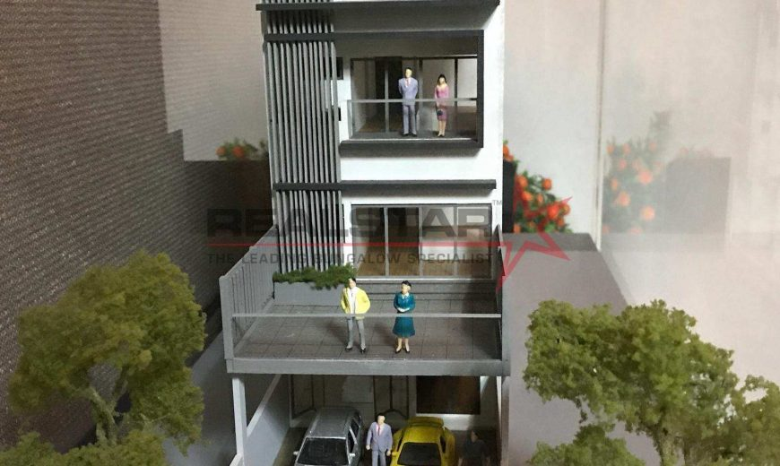 Brand New Inter-Terrace with lift @ Lim Tua Tow