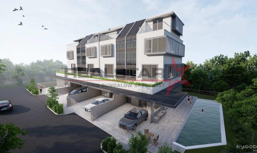 BRAND NEW TERRACE HOUSE @ TELOK KURAU