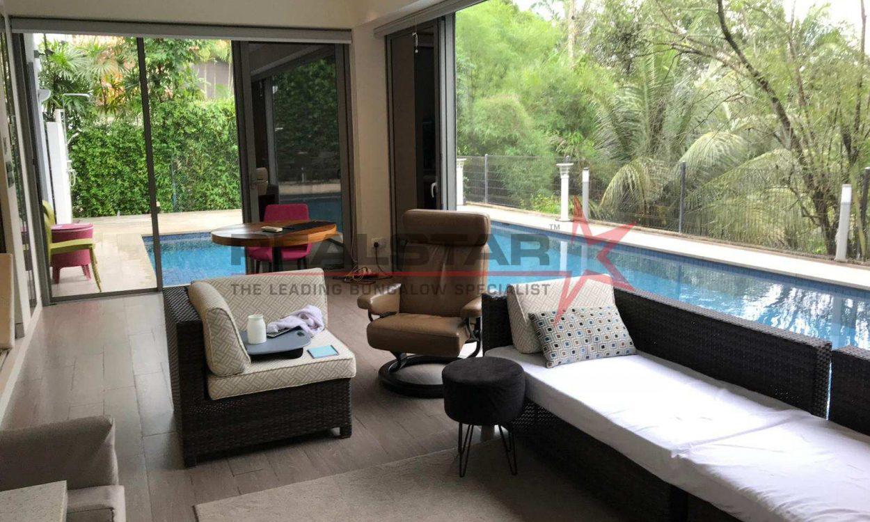 2 Storey Hilltop Bungalow @ GCBA Oei Tiong Ham Park