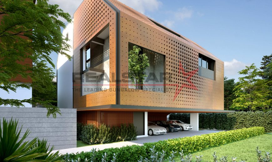 Beautifully designed Bungalow @ HOLLAND ROAD
