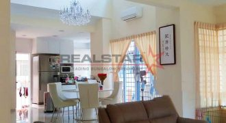 Semi-Detached House in Kembangan at $3.xM ONLY!