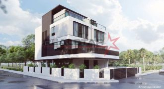 1km to Tao Nan School! Brand New Semi-Detached