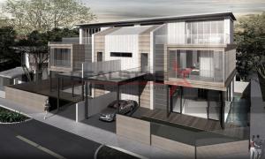 Ettrick Terrace Brand New Semi-Detached House