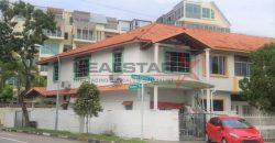 Joo Chiat vicinity Corner Terrace Dual Entrance – $2.8M