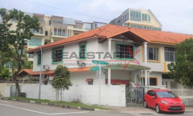 Joo Chiat vicinity Corner Terrace Dual Entrance – $2.8M