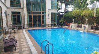 Tropical Resort Style Bungalow @ CALDECOTT HILL ESTATE