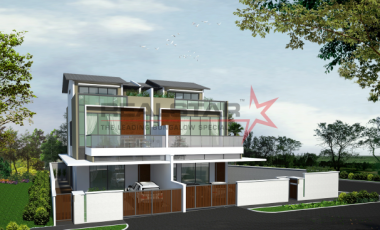Sat 1pm to 5pm  & Sun 2pm to 5pm Open House @ Brand New Pair of SD near Maris Stella High