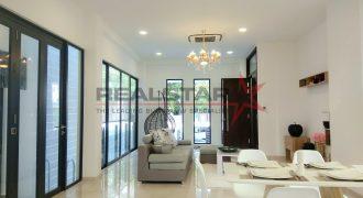 Open House Sat & Sun 2pm to 6pm @ Kembangan Estate